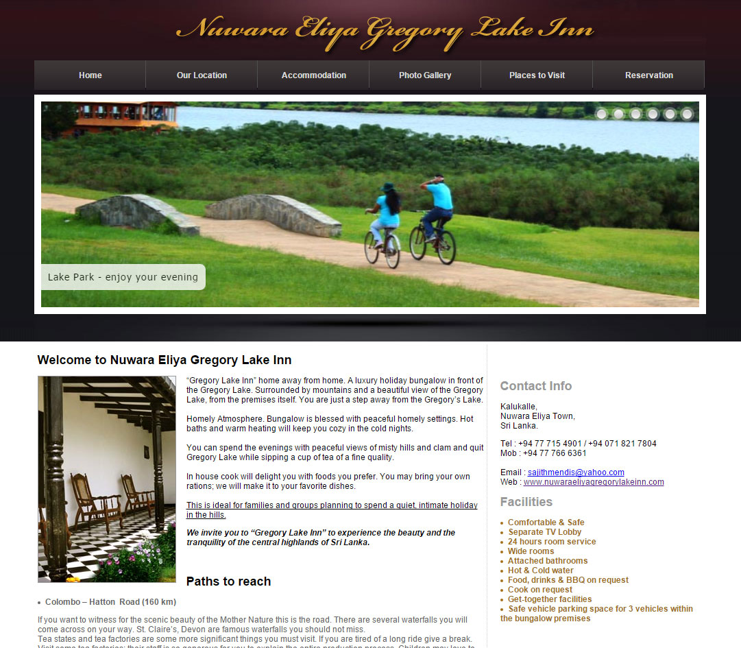 www.nuwaraeliyagregorylakeinn.com