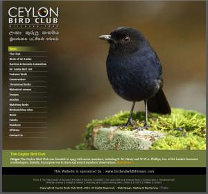 www.ceylonbirdclub.org